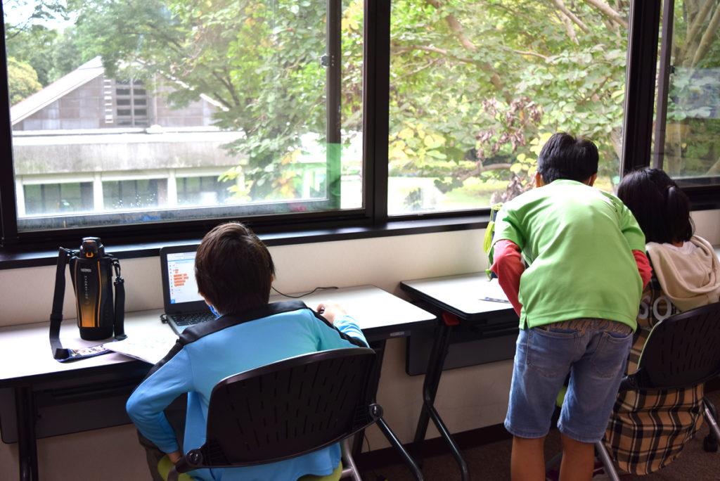 10月11日滑川・嵐山教室