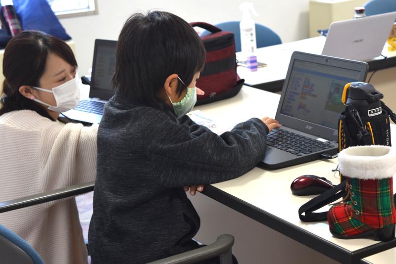 12月12日プログラミング教室
