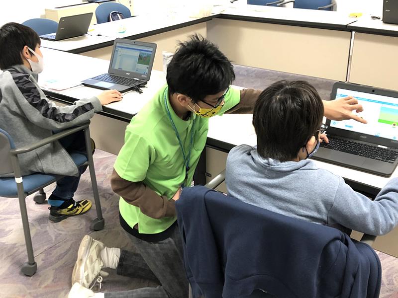 3月13日プログラミング教室