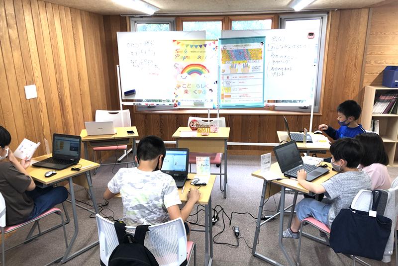 5月11日クレオスタディ伊奈プログラミング教室
