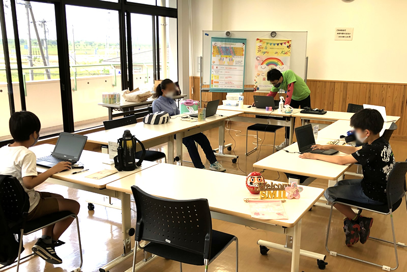5月29日東松山プログラミング教室