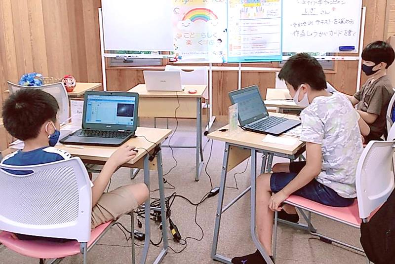 6月29日クレオスタディ伊奈プログラミング教室