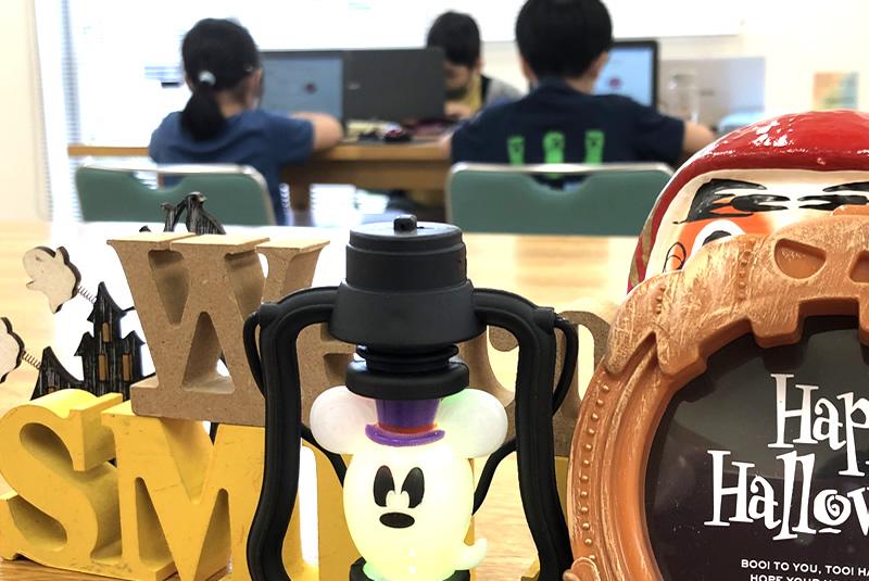 10月10日滑川・嵐山教室プログラミング教室